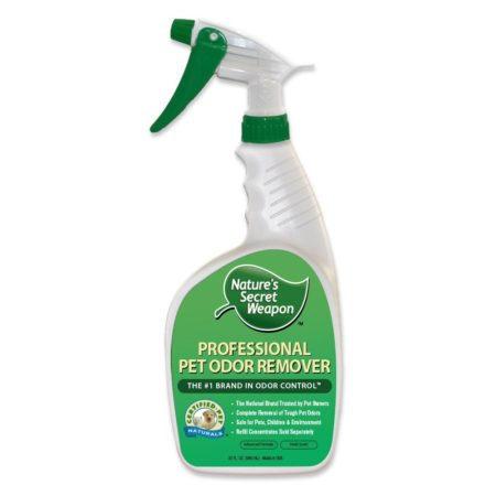 cat urine odor remover
